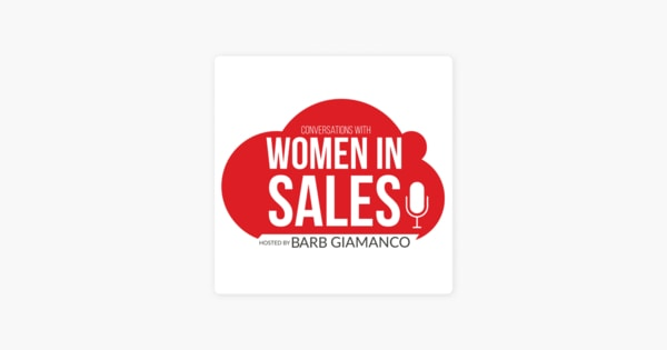 conversations with women in sales hosted by barb giamanco
