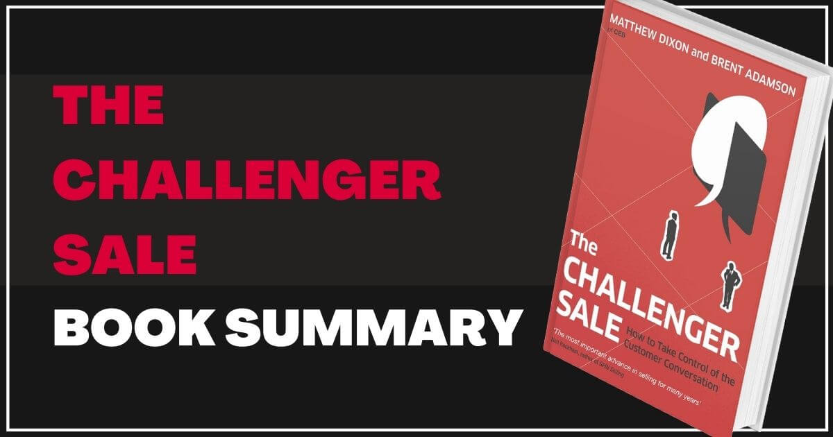 The Challenger Sale – Book Summary